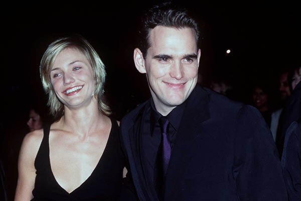 Matt Dillon e Cameron Diaz (Foto: Getty Images)