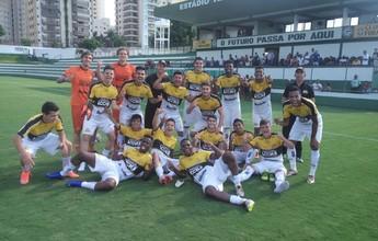 Criciúma elimina o Goiás e avança às quartas da Copa do Brasil sub-20