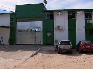Centro de Triagem, Cotel, em Abreu e Lima, no Grande Recife (Foto: Reprodução / TV Globo)