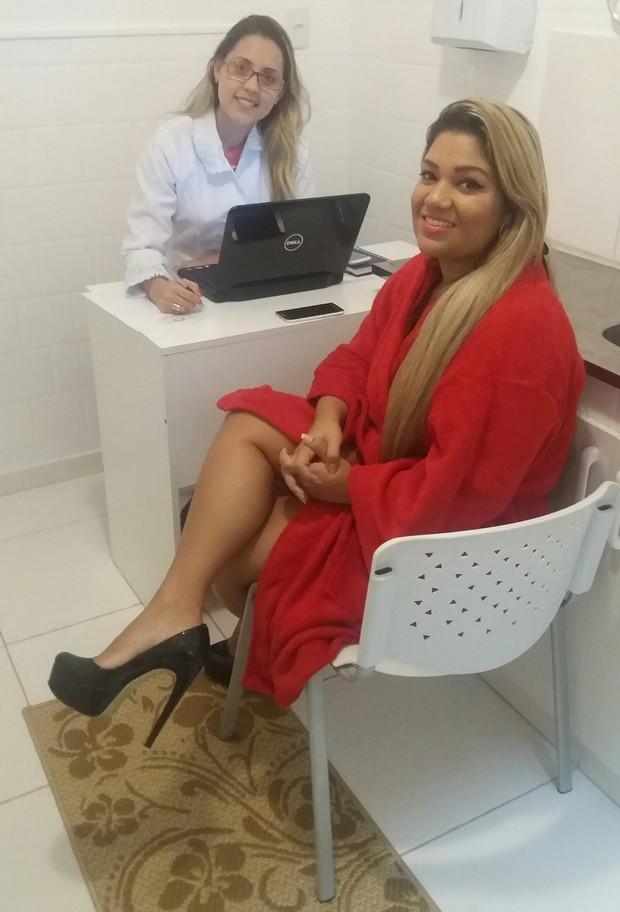 Mulher Filé (Foto: Divulgação)