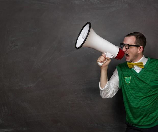 Professores vão aderir à greve geral (Foto: Thinkstock)