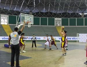 Supercopa Nordeste de Basquete (Foto: Igor Galvão/Comunicação LNB)
