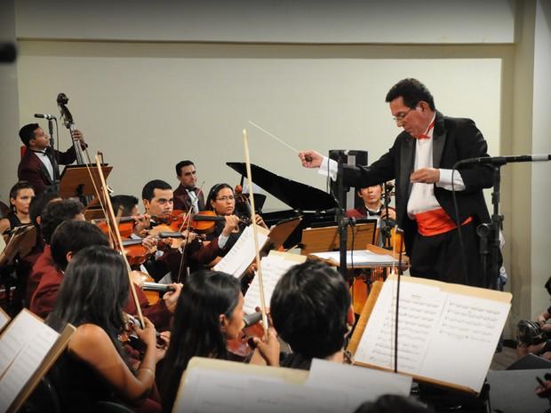 Instituto Boa VIsta de Música (Foto: Divulgação/PMBV)