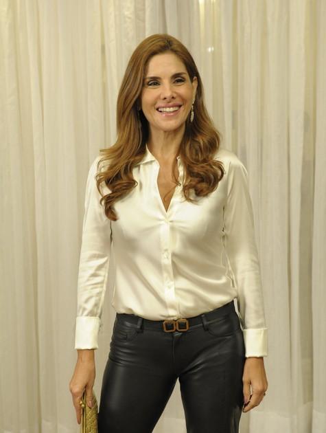 Helena Fernandes entrará em 'Sangue bom' (Foto: TV Globo)