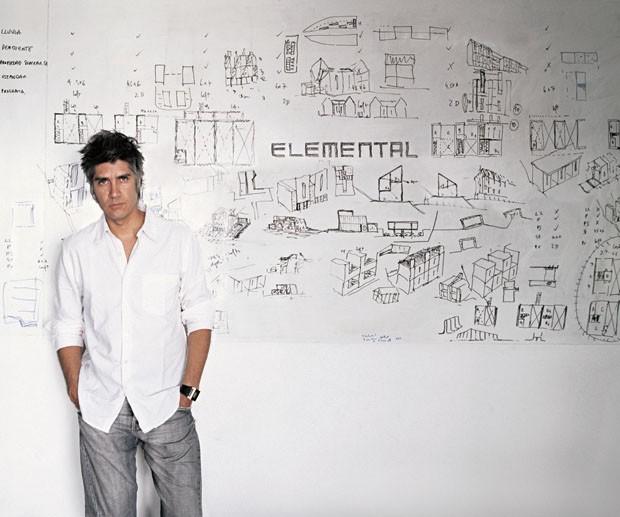 Alejandro Aravena (Foto: Cristobal Palma / divulgação )
