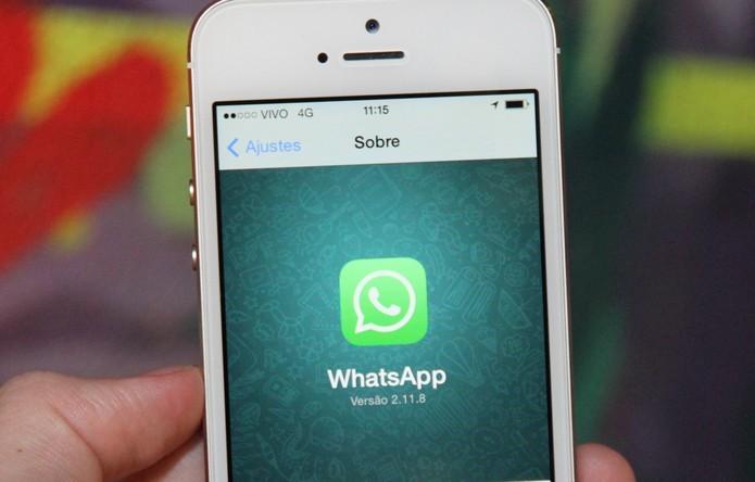 Como adicionar um contato do WhatsApp na agenda do Android e iOS? (Foto: Luciana Maline/TechTudo)