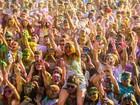 Festival das Cores acontece neste sábado em Cabo Frio, no RJ