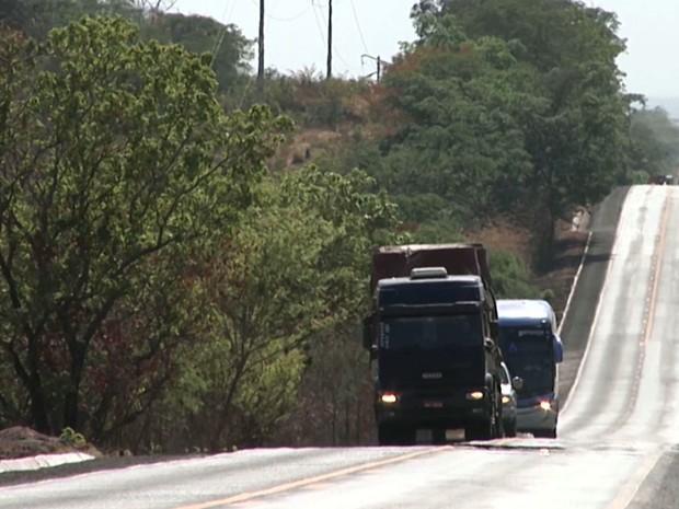 PRF mostra em levantamento que houve redução na quantidade de acidentes nas rodovias que cortam o MA (Foto: Reprodução/TV Mirante)