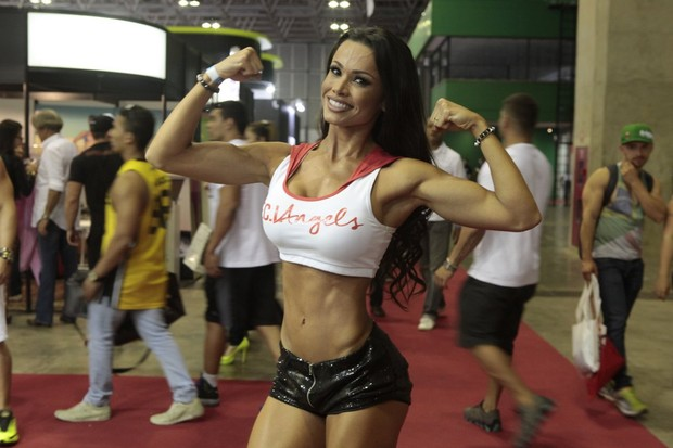 Fernanda D'Ávila (Foto: Isac Luz/EGO)