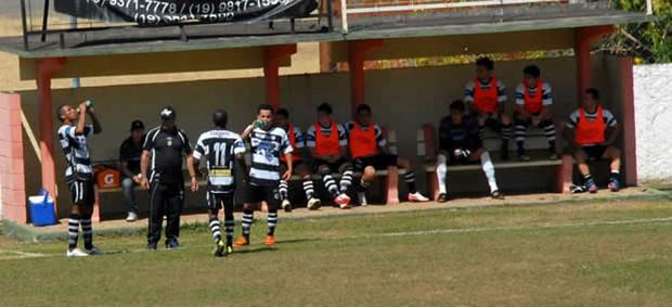 Jogadores do XV de Piracicaba (Foto: Eduardo Castellari/XV de Piracicaba/Divulgação)