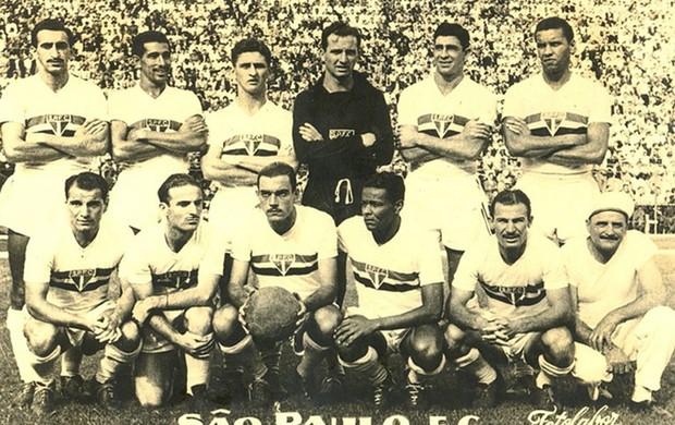 Nílton De Sordi 1958 (Foto: Reprodução / Arquivo Histórico São paulo FC)