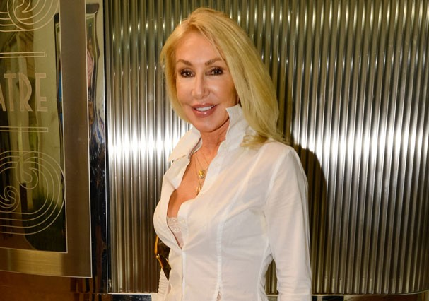 A atriz Linda Thompson, ex-mulher de Caitlyn Jenner (Foto: Getty Images)