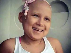 Fernanda Xavier da Silva, de 12 anos, não resistiu à leucemia (Foto: Divulgação/Hatmo)
