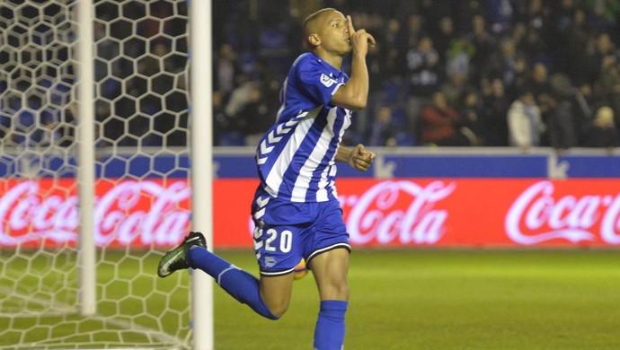 Deyverson reforço Palmeiras (Foto: Reprodução)