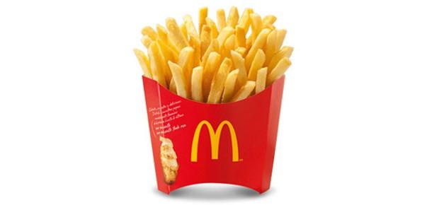 McFritas - Batata-frita - McDonalds (Foto: Divulgação)