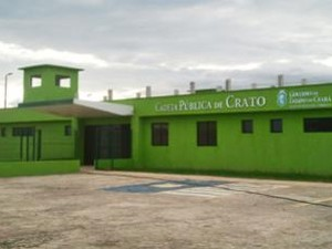 Abuso ocorreu dentro de cadeia no Ceará (Foto: Governo do Ceará/Divulgação)