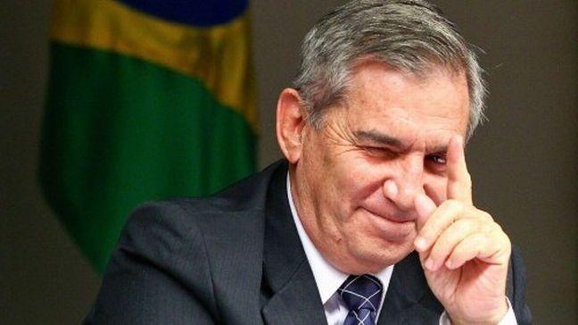 Gilberto Carvalho, ex-ministro-chefe da Secretaria da Presidência da República (Foto: Ed Alves / News Free)