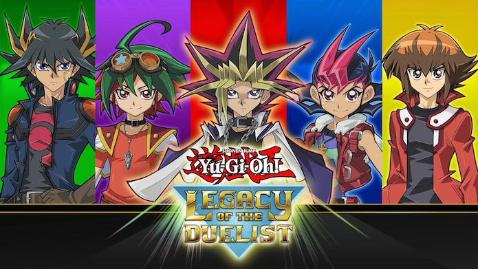 Resultado de imagem para yu gi oh legacy of the duelist