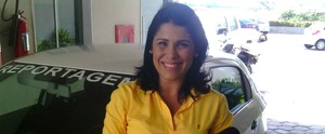 Conheça Julianne Barreto, a nova repórter da Inter TV Cabugi (Arquivo Pessoal)