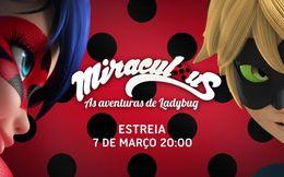 Vem aí, Miraculous