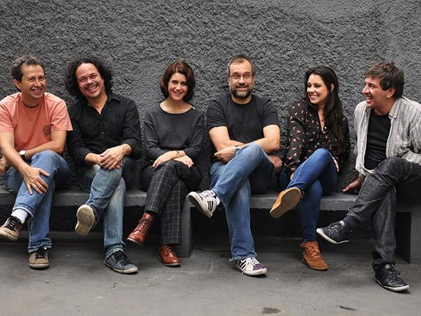 Diretores do projeto 'O Futuro por Metade' (Foto: Sérgio Santoian)