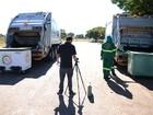 SLU faz testes para minimizar ruídos nas coletas de lixo no DF