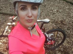 Ciclista de 32 anos ficou em estado grave após acidente (Foto: Divulgação/Arquivo Pessoal)
