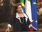 Dilma diz que apresentou plano de concessões ao governo italiano