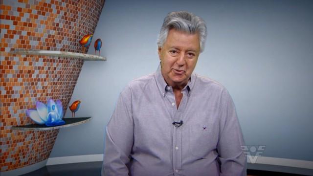 Luiz Alca de SantAnna no Viver Bem (Foto: Reprodução/TV Tribuna)