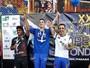 Cearenses faturam duas medalhas de prata no Brasil Open de Taekwondo