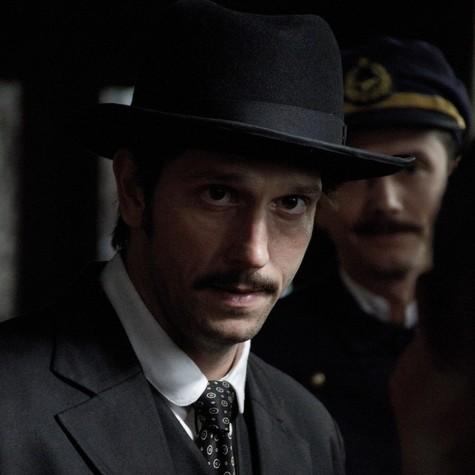 Vladimir Brichta será um ladrão  em 'Muitos homens num só' (Foto: Divulgação)