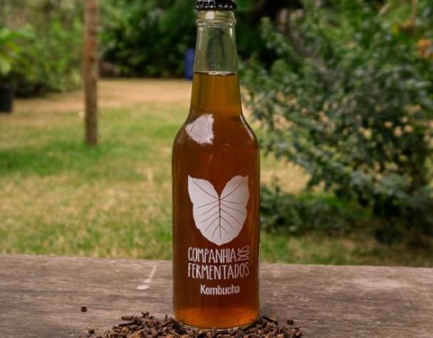 Kombucha: a bebida probiótica e febre entre as celebs (Foto: Cia dos Fermentados)