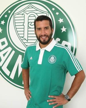 Mauricio Victorino Palmeiras (Foto: Cesar Greco/Ag Palmeiras/Divulgação)