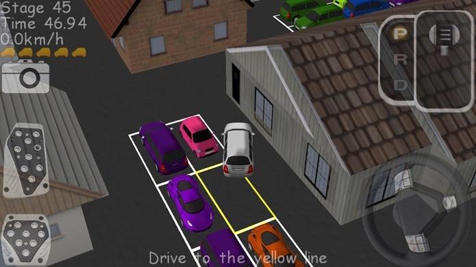 O jogo que começou a mania de jogos de estacionar (Foto: Divulgação)