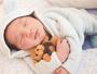 Antônia Fontenelle posta foto fofa do filho recém-nascido: 'Gratidão'