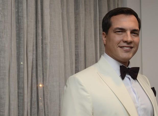 Daniel Boaventura (Foto: TV Globo / CGCOM)