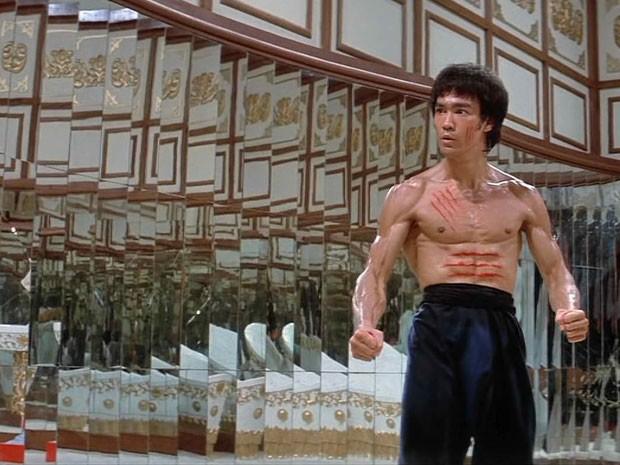 Bruce Lee em 'Operação dragão' (Foto: Divulgação)