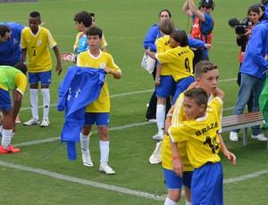 Brasil sub-12 Torneio Internacional de Nações - Copa Danone (Foto: Vitor Geron)