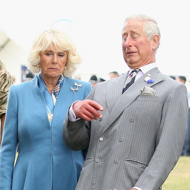 Príncipe Charles e Camilla Bowles (Foto: Getty Images)