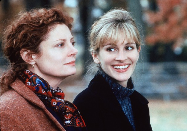 "382322 01: 1999 Julia Roberts And Susan Sarandon Star In The Movie ""Stepmom."" (Photo By Getty Images) (Foto: Getty Images)"