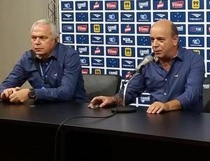 Valdir Barbosa vai assumir o departamento de futebol do Coritiba (Foto: Divulgação/Minas Arena)