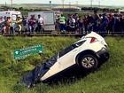 Casal morre em acidente na rodovia PR-444, em Mandaguari, no PR
