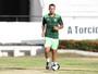 """Bruno Silva retorna às atividades e Santa Cruz praticamente """"limpa"""" DM"""