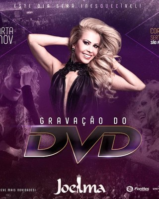 Joelma - Novo DVD