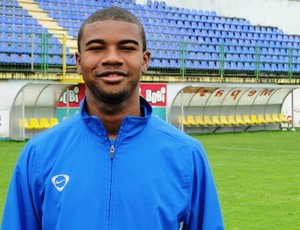 Hugo Alexandrino, jogador do Siroki Brijeg (Foto: Alexandre Lopes)