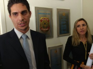 Delegados falaram sobre as investigações durante a manhã (Foto: Cleber Rodrigues/InterTV)
