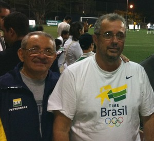 Mauro Silva futebol (Foto: Guilherme Costa)