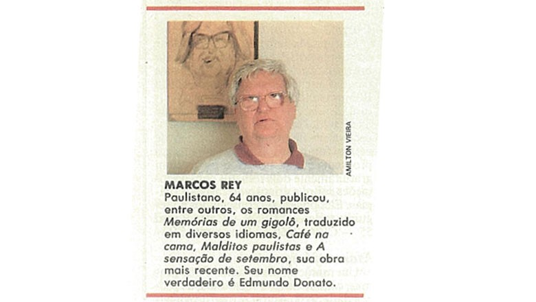 marcos-rey (Foto: Editora Globo)