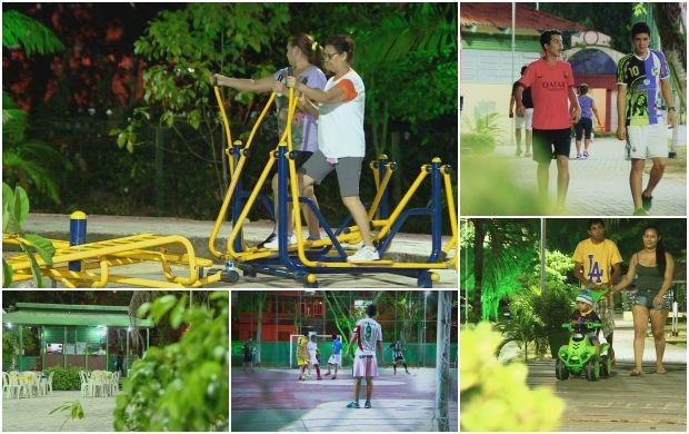 Agenda destaca Parque Ponte dos Bilhares (Foto: Agenda)