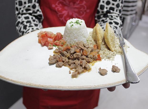 Picadinho do Na Cozinha (Foto: Cristiane Senna/Editora Globo)